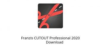 Franzis CutOut Professional 9.3.0.2 Crack Keys Full Download 2020
