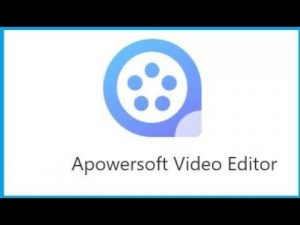 Apowersoft Video Editor 1.6.3.4 Crack Activation Code Download