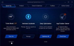 Advanced SystemCare Pro 13.7.0.304 Crack License Key Download