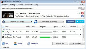 Free YouTube download 4.3.21 Crack Serial Keygen Free Download